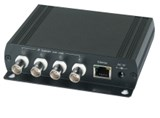 4 x IP01 IP extender + 1 x IP01H 5 Port Ethernet Switch Kit Package