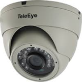 TeleEye DF297X IR Dome Camera