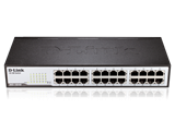 D-Link 24-Port 10/100 Switch
