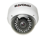 Bavono BVO308F 700TVL Vandal Proof IR Dome Camera