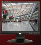 Eight SM19AH LCD Security Monitor 19""