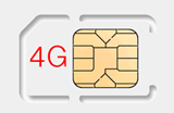 4G Sim Card 月費 for CCTV Use