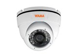 "WAMA"" AS2-D22W 2MP eyeball AHD camera, f=2.8mm, IR=15m, IP66"