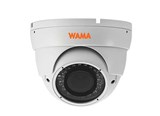 "WAMA"" AF4-D34W 4MP eyeball AHD camera, f=2.8-12mm, IR=30m, IP65"